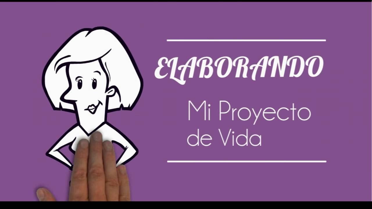 Como elaborar proyecto de vida youtube - Como crear un proyecto ...