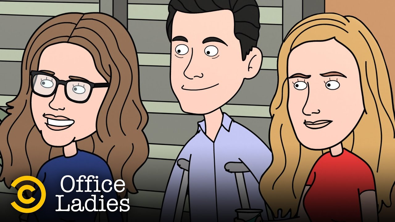 """Was That Steve Carell's Real Foot in """"The Injury""""? - Office Ladies"""