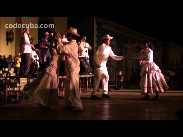 Cuba Travel, Sancti Spíritus Cuba, 2010 Cuban Music Festival Travel Video