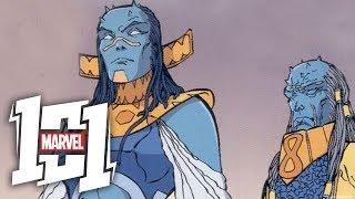 Kree   Marvel 101