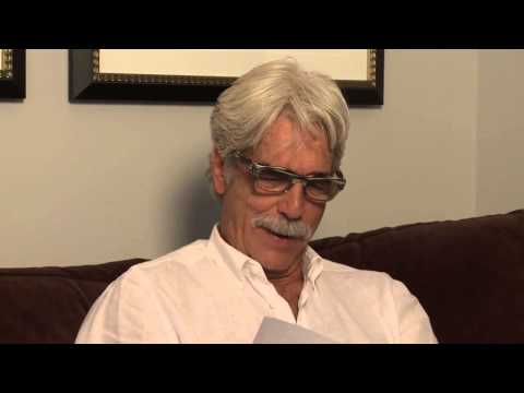 Taylor Swift's 'Bad Blood' as read by Sam Elliott