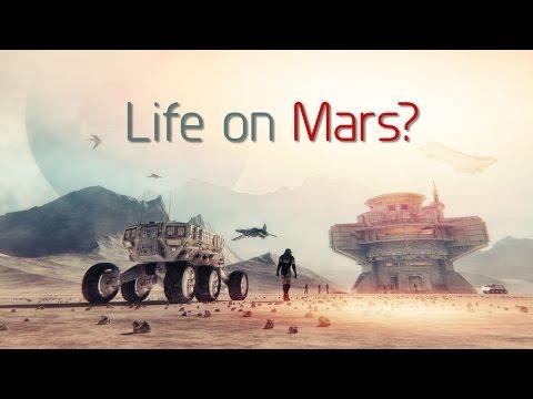 Life on Mars: European Space Agency