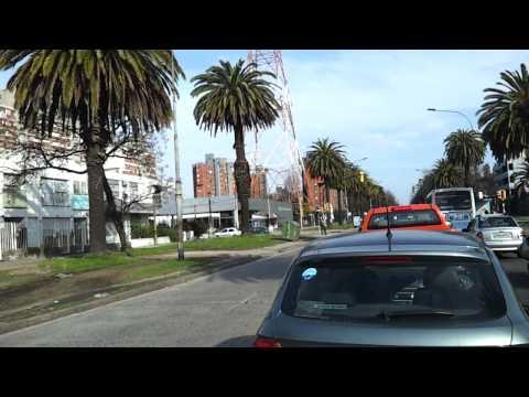 Paseando Por Montevideo, Plaza Cuba - Tres Cruces