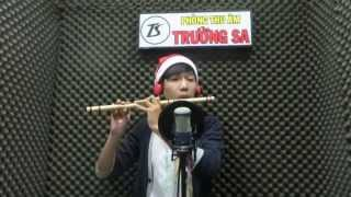 JIngle bells - cover sáo by Hoàng Nam