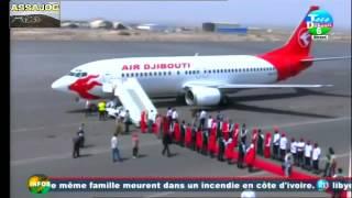 Djibouti: la renaissance de Air Djibouti 11/08/2016