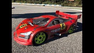 GTX8 XRay - Moteur 3.5 cm3 OS SPEED - Nitro 25%