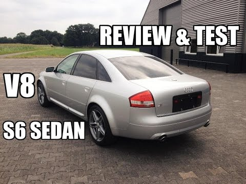 [ a nice big ASS ] 2000 Audi S6 C5 Sedan Review & TestDrive JMSpeedshop !