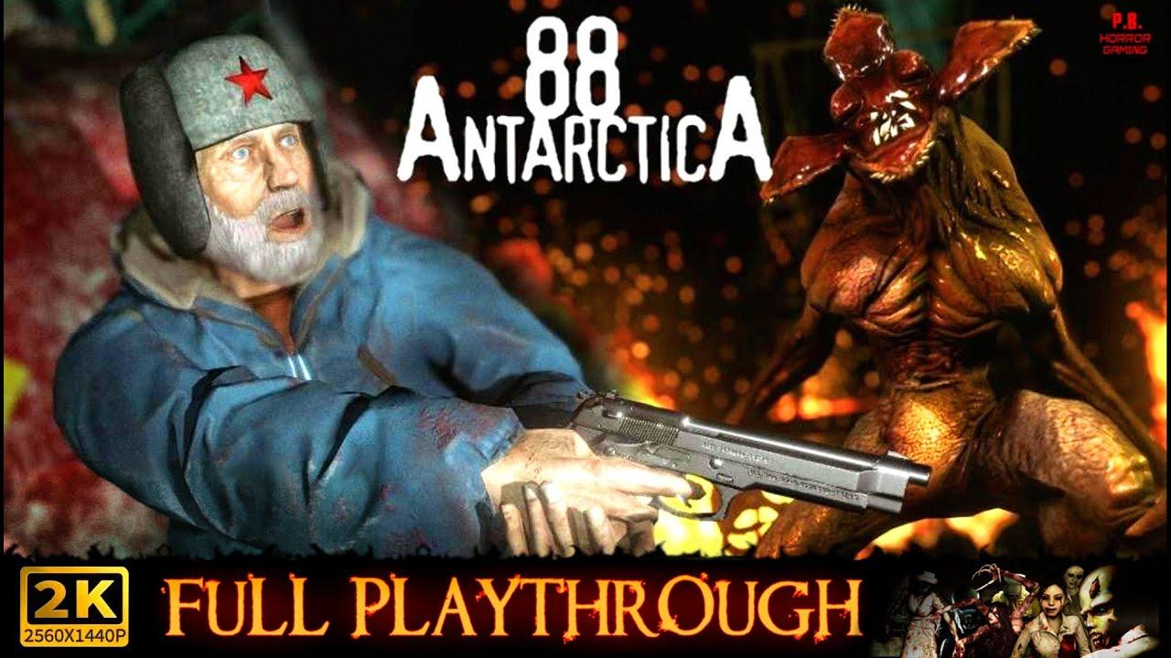 Antarctica 88 | 1440P | Full Game Longplay Walkthrough No Commentary