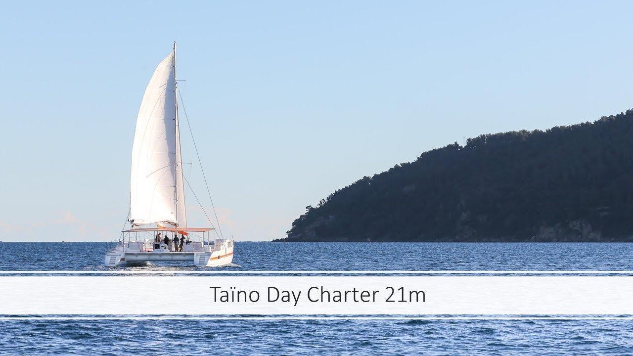 For Sale - Taïno Day Charter 21m