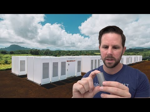 Tesla Batteries Last Forever, Still (New Study)