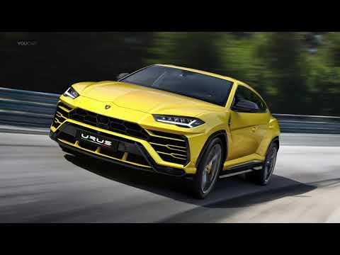 Lamborghini Urus 2018 SUV