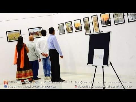 Photography Exhibition Event by Meghdhanush Group at Hutheesing Visual Art Gallery Ahmedabad