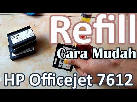 Cara isi ulang tinta printer hp deskjet 1112 sendiri isi ulang tinta printer,tinta printer,cara isi .