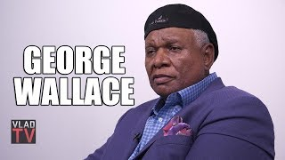 George Wallace Attended MLK's Funeral, Speaks About the Riots that Broke Out (Part 12)