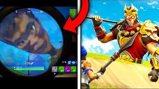Top 5 GAME BREAKING GLITCHES IN FORTNITE!