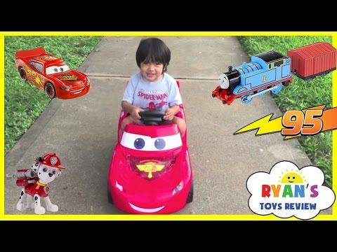 Top Playtime at the Park playground Complications with Disney Cars Power Wheels
