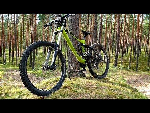 Стоит ли покупать б/у Downhill велосипед?