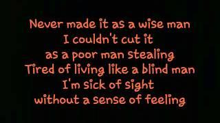 Nickelback - how you remind me (lyrics)