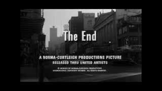 The finale of Sweet Smell Of Success (1957)