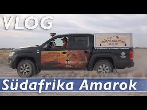 Offroad VLOG: VW Amarok Adventure 2015   Kalahari / Botswana / Süd Afrika