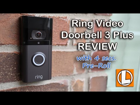 Ring Video Doorbell 3 Plus Review - Unboxing, Features, Setup, Installation, Testing & Footage