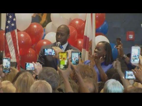 Upsets In Florida Primaries