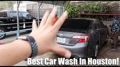 Best Car Wash In Houston!