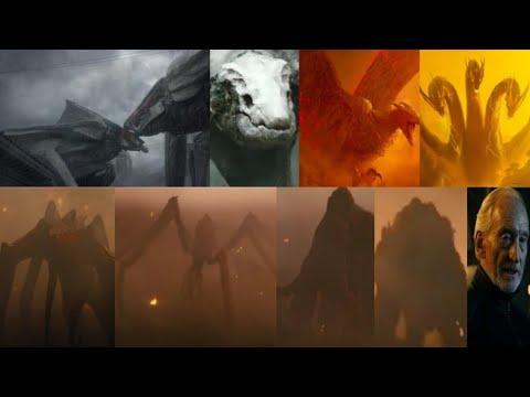 Defeats Of Monsterverse Villains