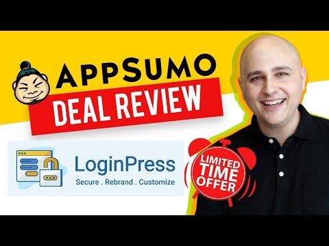How To Make A Custom Login Page On WordPress For Free With LoginPress Review thumbnail