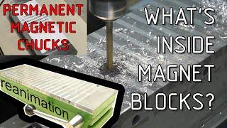 Вся правда о магнитных плитах.Что внутри?Magnetic chucks [EN sutitles]
