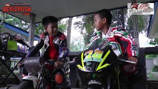 Road race miniGp Pesertanya anak 4-6 tahun - Rekor cup 2017