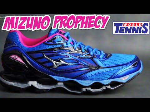 Tenis Mizuno Wave Prophecy e tênis Mizuno Wave Creation - World Tennis 5a3d9ad9d5ea8
