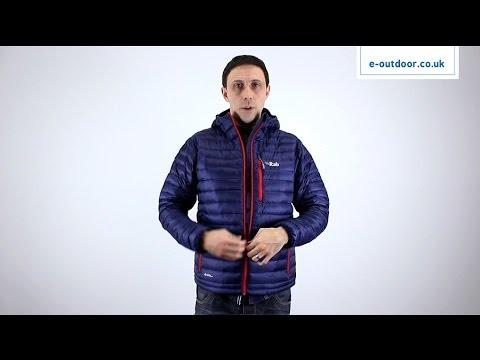 Rab Microlight Alpine Down Jacket Video  ae646a5b08