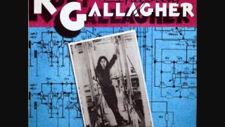 Walk on hot coals - Rory Gallagher (studio)