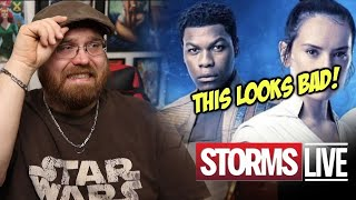 Rise of Skywalker Gets Bad Reviews! - Live Discussion!!!!