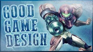 Good Game Design - Super Metroid: Atmosphere