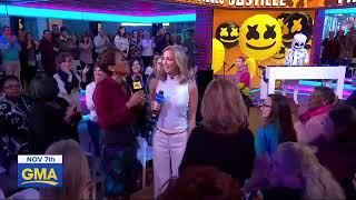 Marshmello ft Bastille - Happier (Live On GMA)