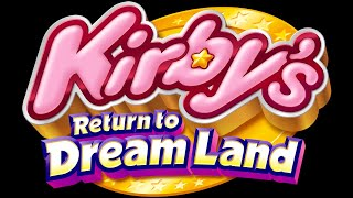 Under My Control (Magolor Phase 1) - Kirby's Return to Dream Land Music Extended