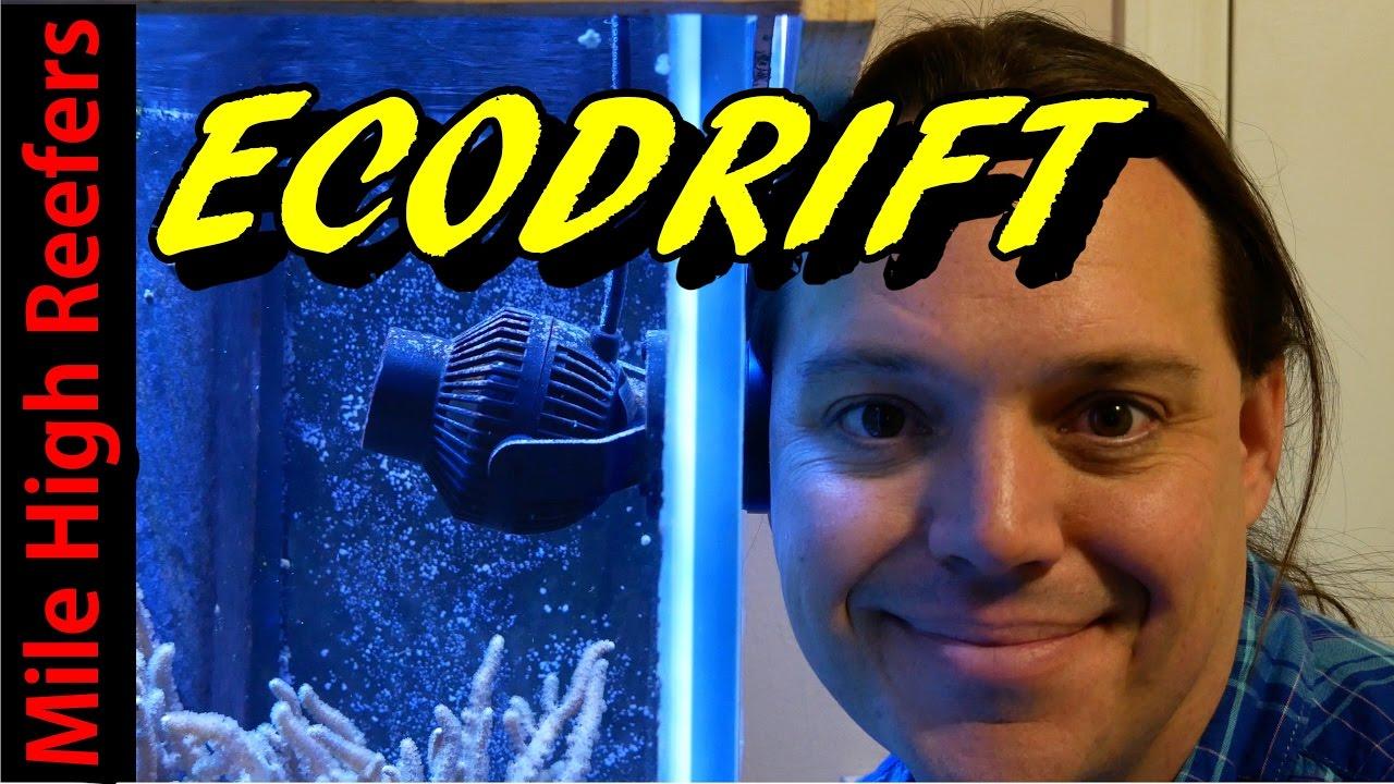 Aqua Medic Ecodrift Pumps Youtube