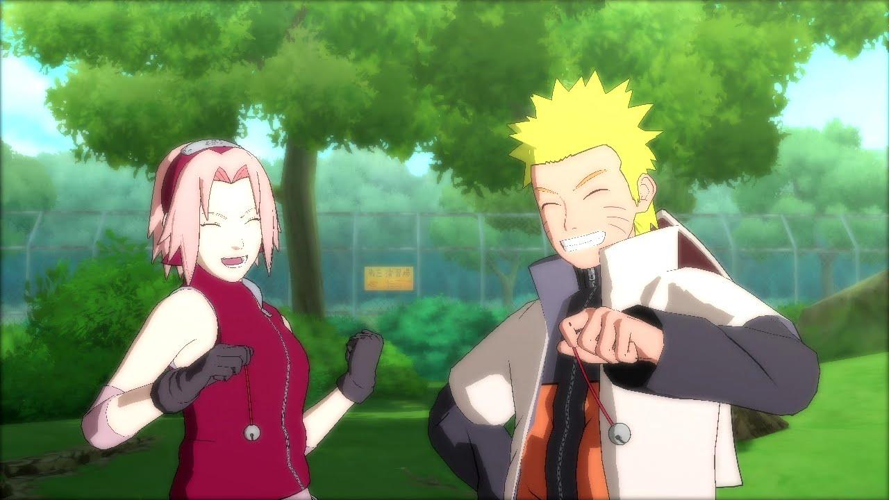 Naruto Ultimate Ninja Storm 2 MOD