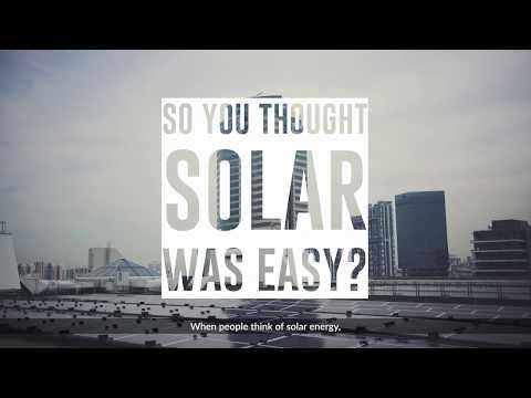 JTClimateAction Ep 1: Making Solar Easy - JTC's SolarRoof model