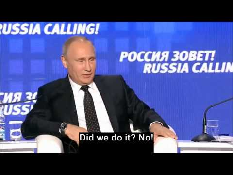 Putin slams Obama administration