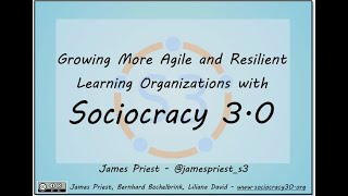 Discover Sociocracy 3.0 - Municipalities in Transition project webinar - 2020 05 21