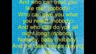 Keith Sweat & Athena Cage - Nobody