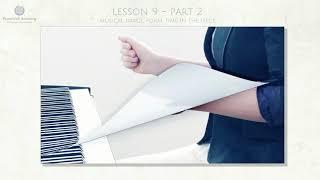Урок 9/2 - Музыкальный образ, форма и метр (пьеса)