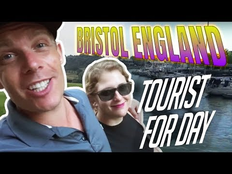 BRISTOL ENGLAND TOURIST FOR A DAY