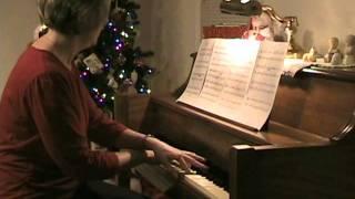 Silent Night free piano arrangement.wmv