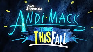 Season 2 Teaser | Andi Mack | Disney Channel