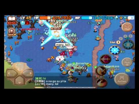 #31 IMO TWOM Kooii Siras vs Lanos War in Polluted forest by Gurego 45Lv