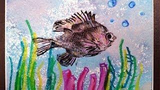 How to Create a Japanese Gyotaku Fish Print